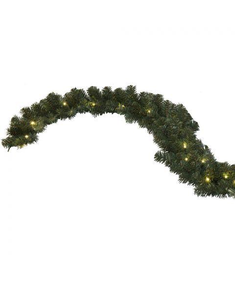 Girlander 270 cm, Ottawa, LED (x36)