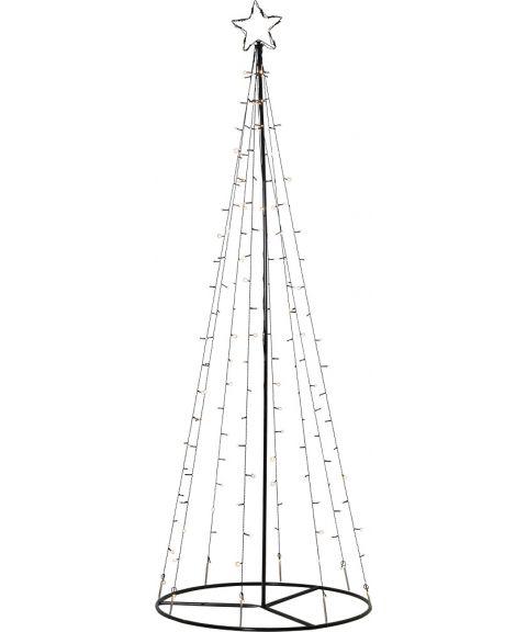 Light Tree juletre i metall, LED (x170)