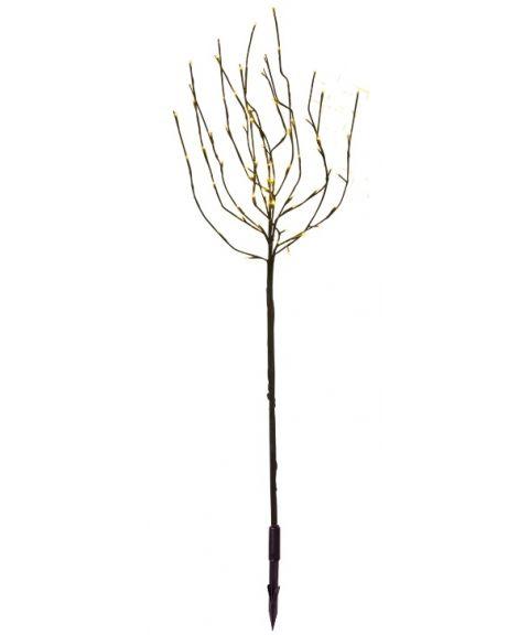 Dekorasjonstre Tobby, høyde 110 cm, Brun