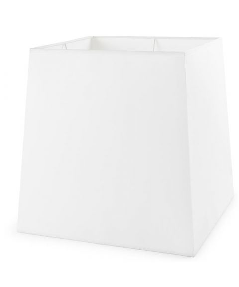 Dress Up! stoffskjerm hvit, 30 cm x 30 cm