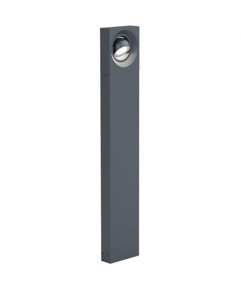 Pip pullert med roterbar lyskilde, høyde 80 cm, dimbar LED 3000K 320lm