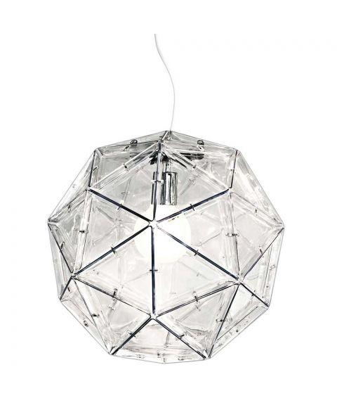 Poliedro takpendel for E27, 350 cm wire, diameter 50 cm