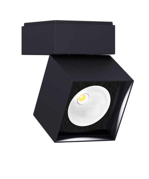 Pro S taklampe med justerbar spot, dimbar LED 3000K 1150lm
