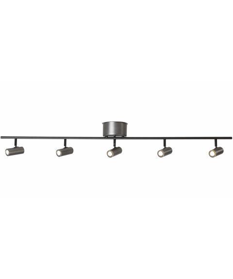 Cato S6766 spotskinne, inkl LED-pærer, Dimbar