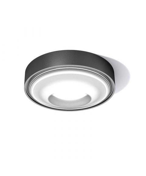 Sif IP65 taklampe, 110° LED 420lm 2700K