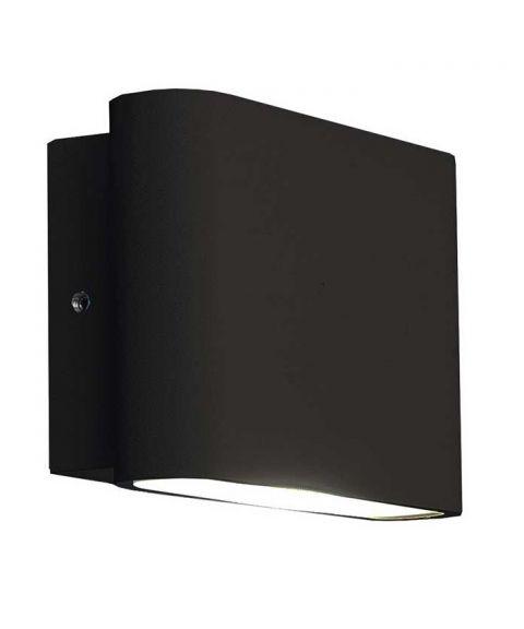 Silence vegglampe, IP54, 3W LED 3000K 270lm