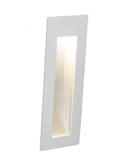 Step innfelt vegglampe 4,5W LED, 20 x 7 cm