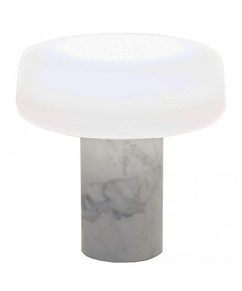 Solid Light bordlampe, høyde 31 cm