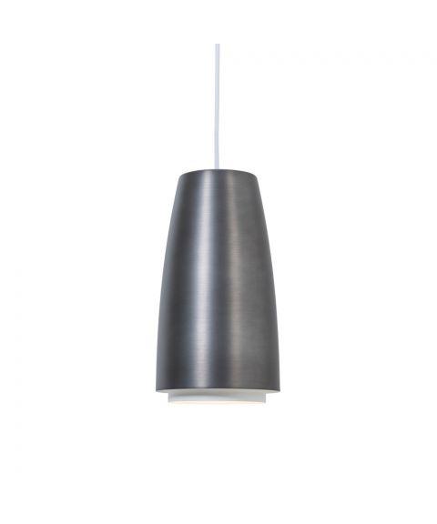 Dex T1121 takpendel, diameter 17 cm, Oksidert grå (restlager)
