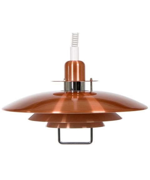 Primus II T1214 takpendel, diameter 43 cm, Med spiralheis