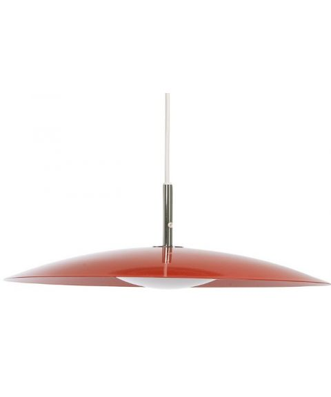 Arc T1318 takpendel, dimbar LED, diameter 40 cm, Blank rød (restlager)