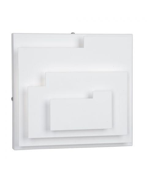 Wall Light Pieces V5075, 10W LED, Bredde 29 cm, Dimbar (restlager)